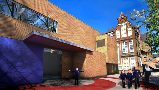 Ch Architects Llp London Duncombe Primary School